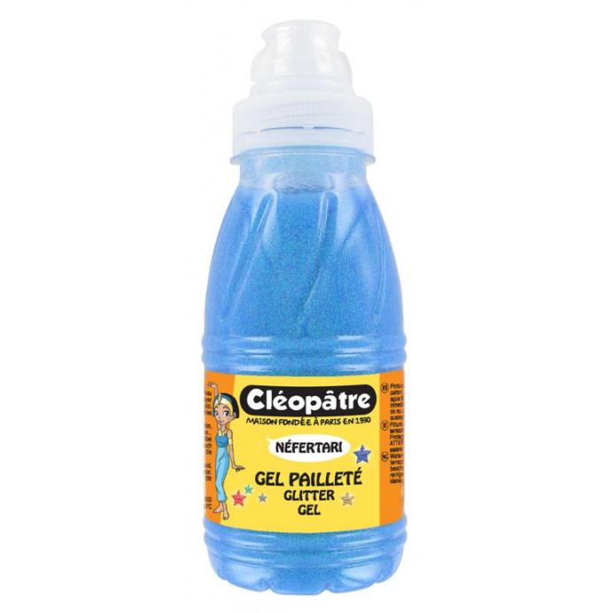 Pintura de gel Azul Neón 250 ml