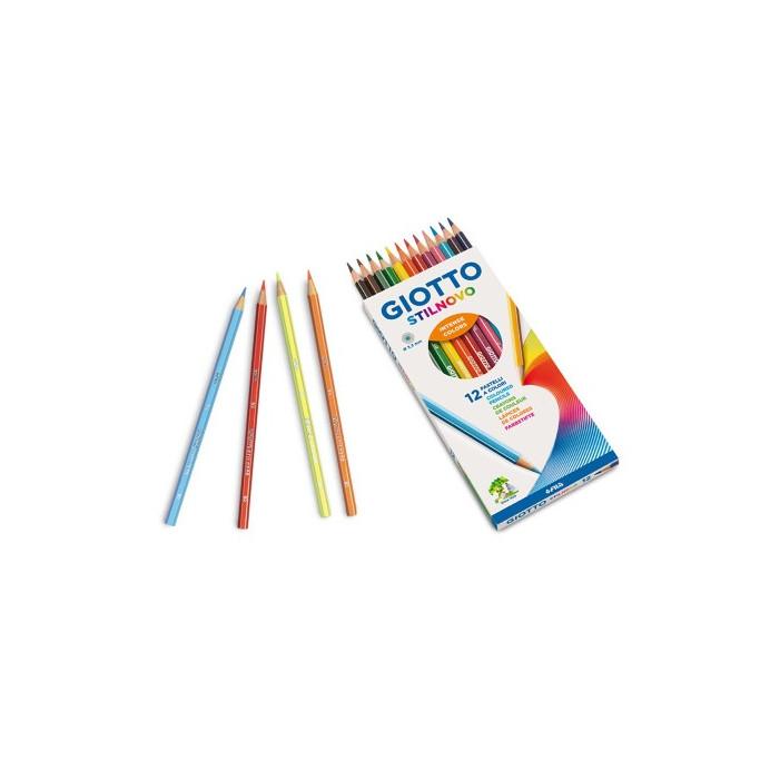 Lápices De 12 Colores Stilnovo