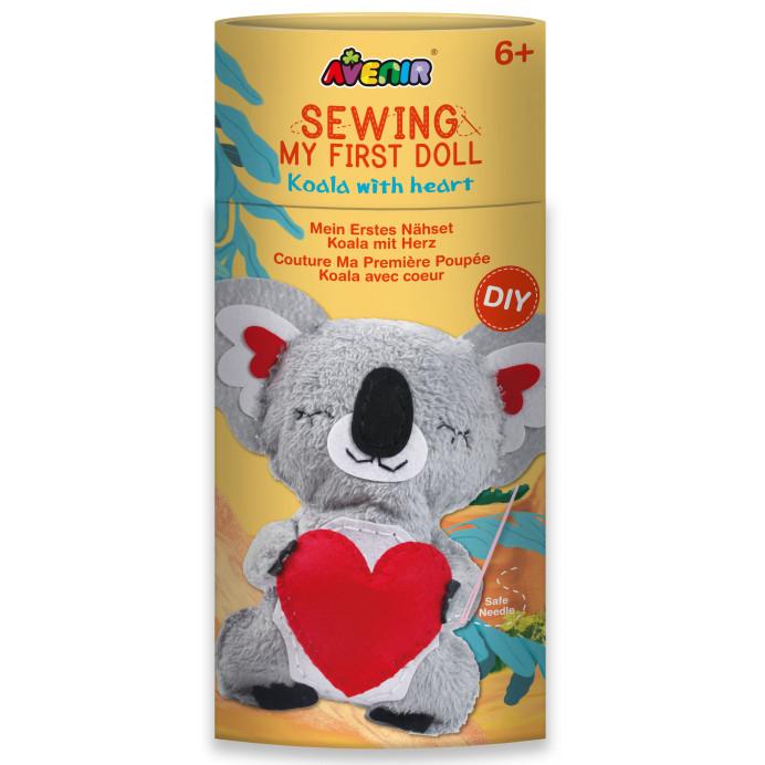 Sewing Doll Koala