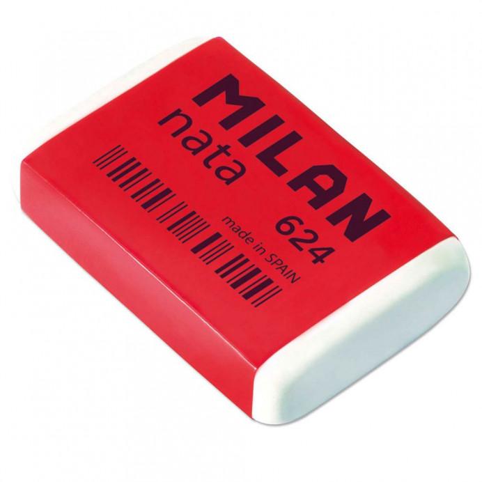 Goma de borrar MILAN NATA 624